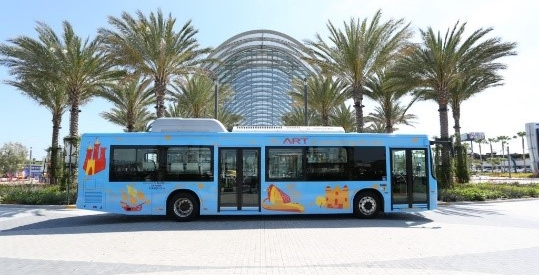 Anaheim Resort Transportation