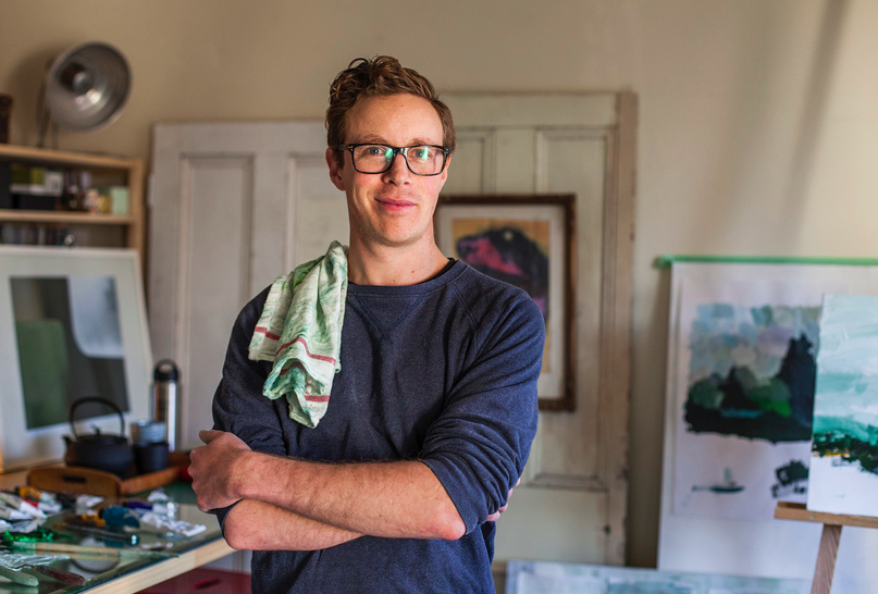 Matthew Henry |   Matthew Henry is a Melbourne based multidisciplinary artist whose work spans photography, design, digital, storytelling and painting. Fascinated by people, beauty, adventure and landscape, Henry explores how we engage with place and the ability for events to change our lives.
