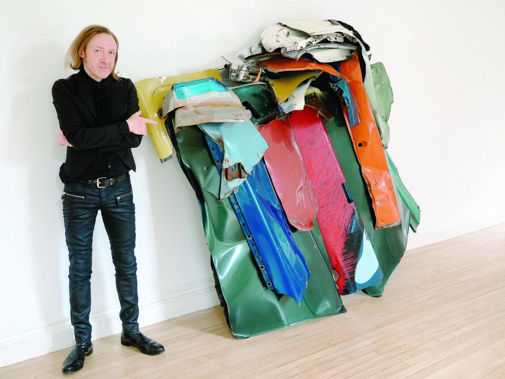 trouve+magazine+gallery+curator+paul+nesbitt+Inverleith+house