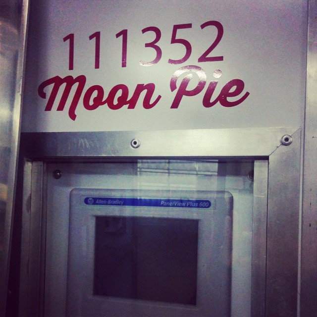 This #ColdBox  is named Moon Pie! From our latest training piece for Cold Box Express