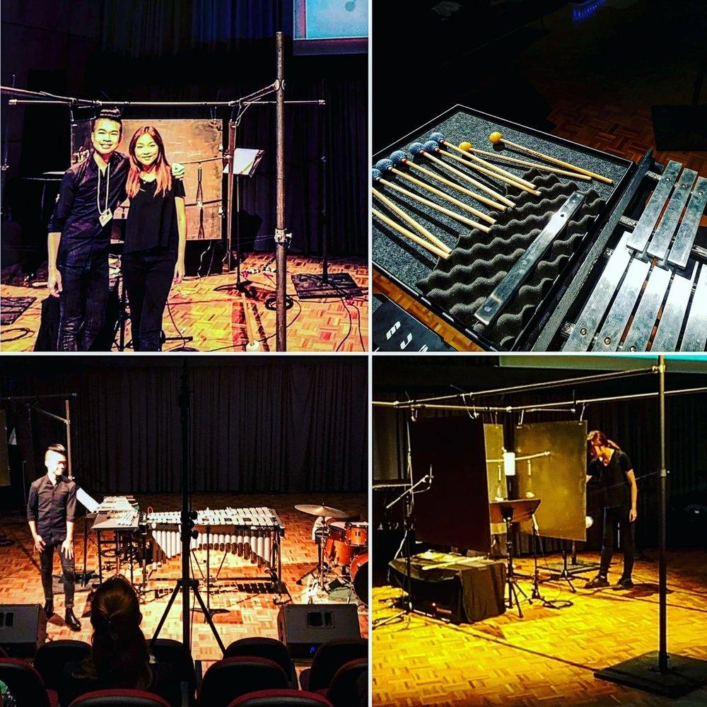 Transplanted Root Percussion Symposium 2017 (Brisbane, Australia)