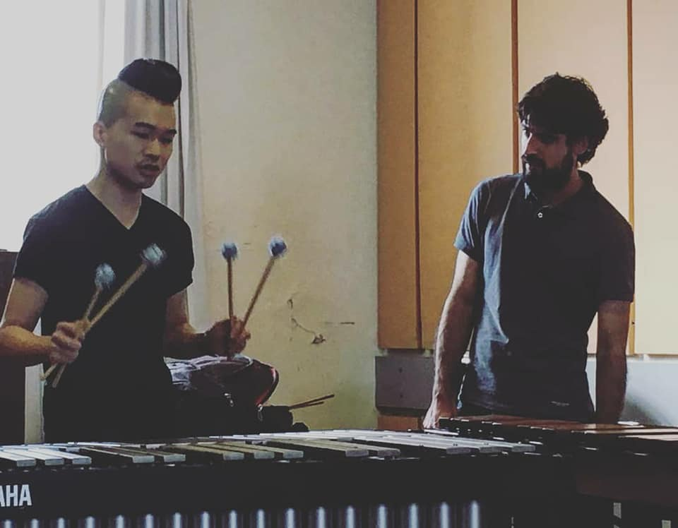 Masterclass at University for the Arts 2018 (Buenos Aires, Argentina)