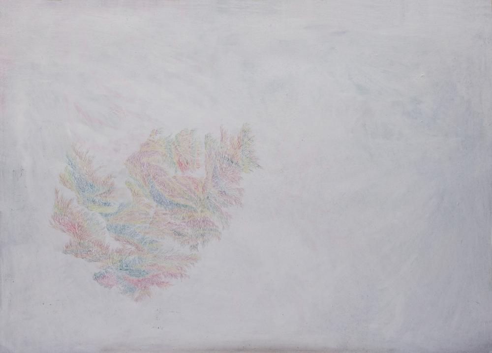 (White) Ago su pastello ad olio su carta_594x840mm.jpg