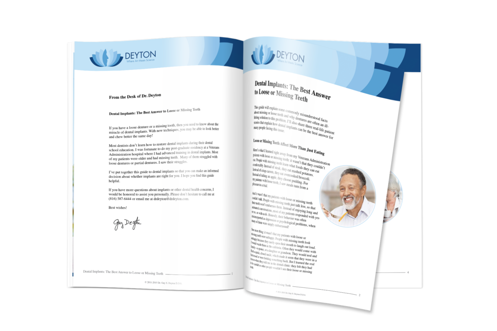 Professional white paper turned ebook