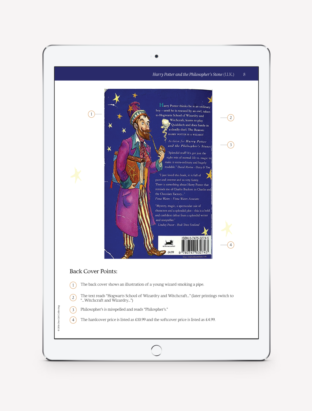 Ebook layout & design