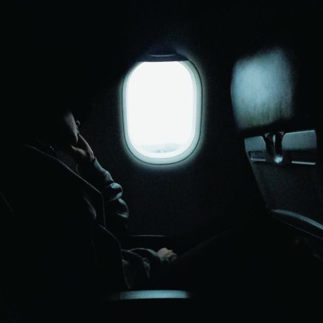 Adios NC. #plane #airport #vscocam