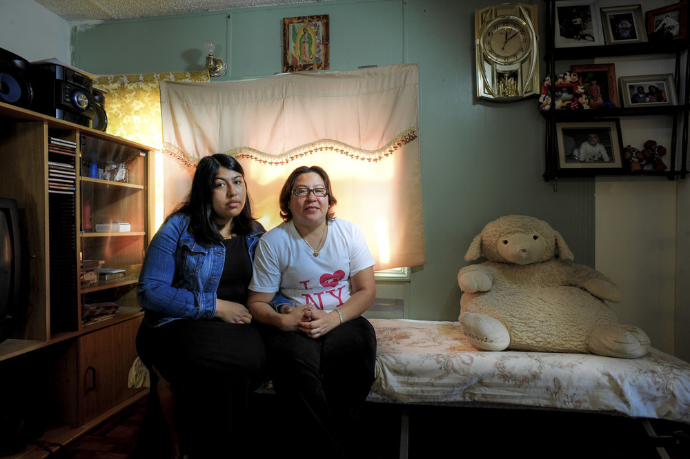 Luba and her mother, Clara, are undocumented immigrants living on Long Island who publicly fight for a more feasible path to citizenship, specifically for children, through the Dream Act and other educational reform