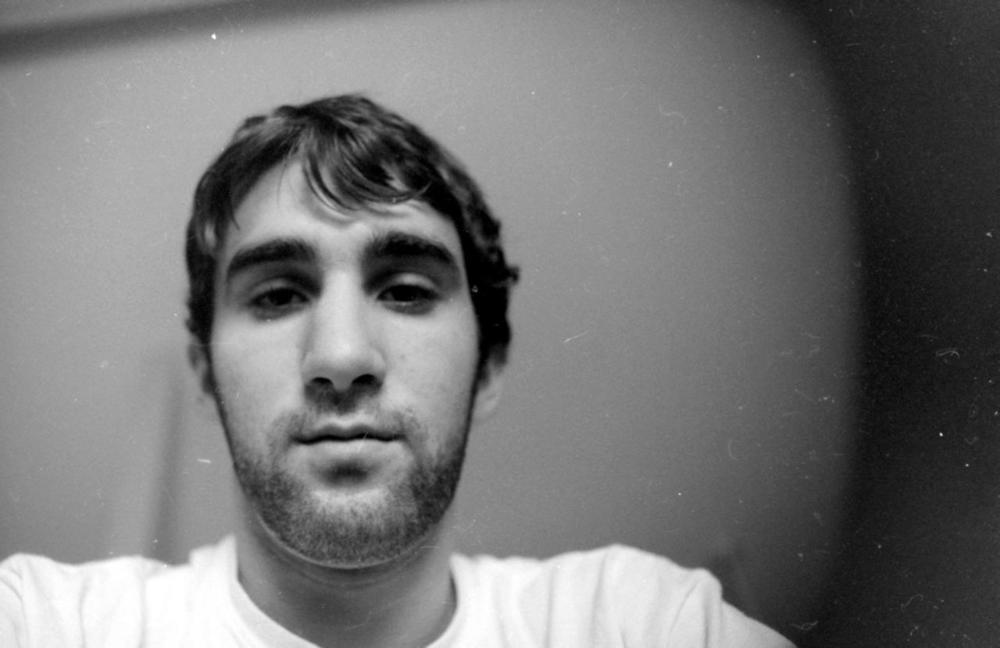 The photographer, circa 2010?