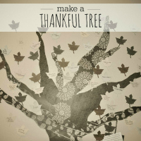 A THANKFUL TREE
