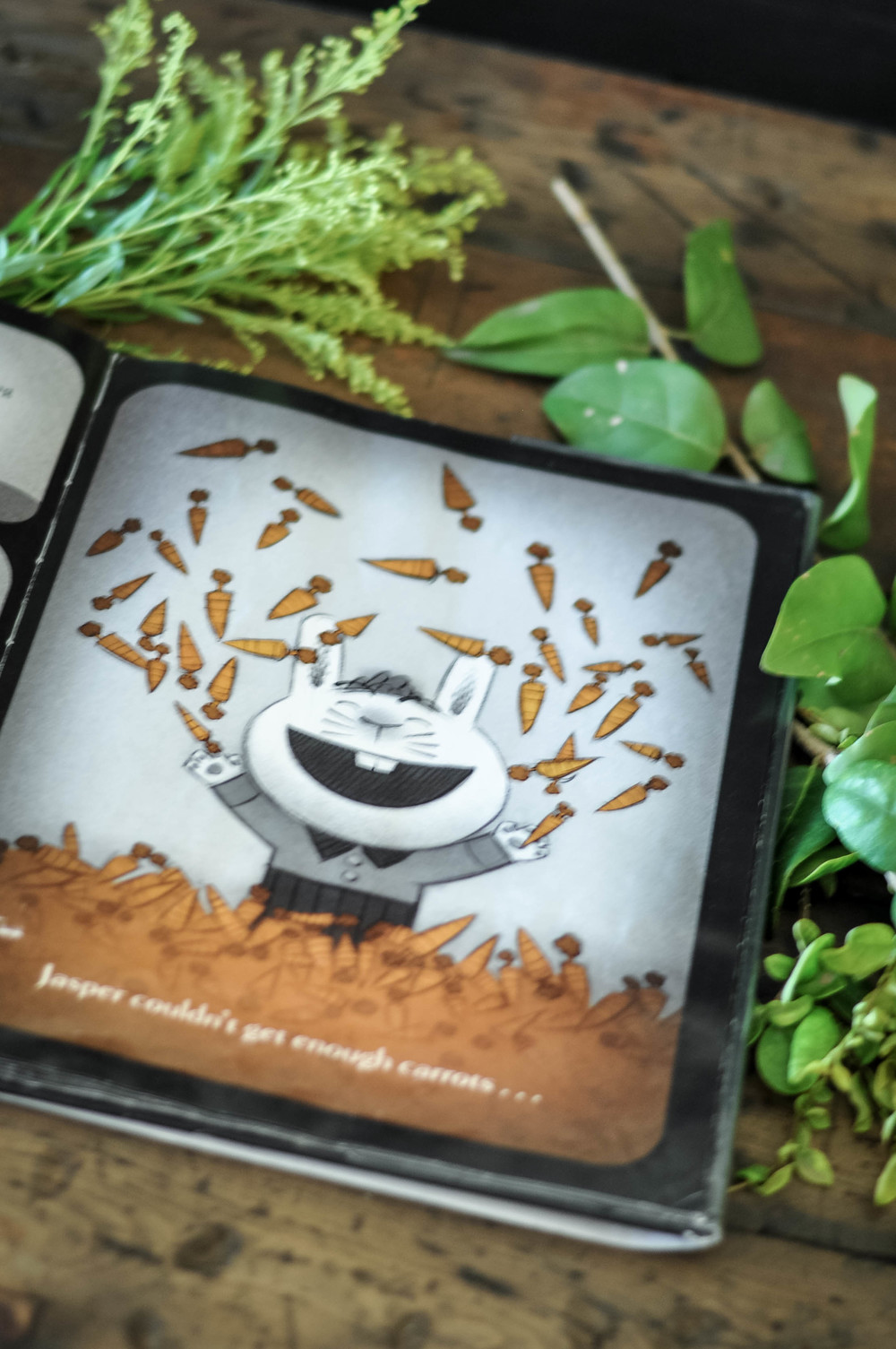 Creepy Carrots Book Review