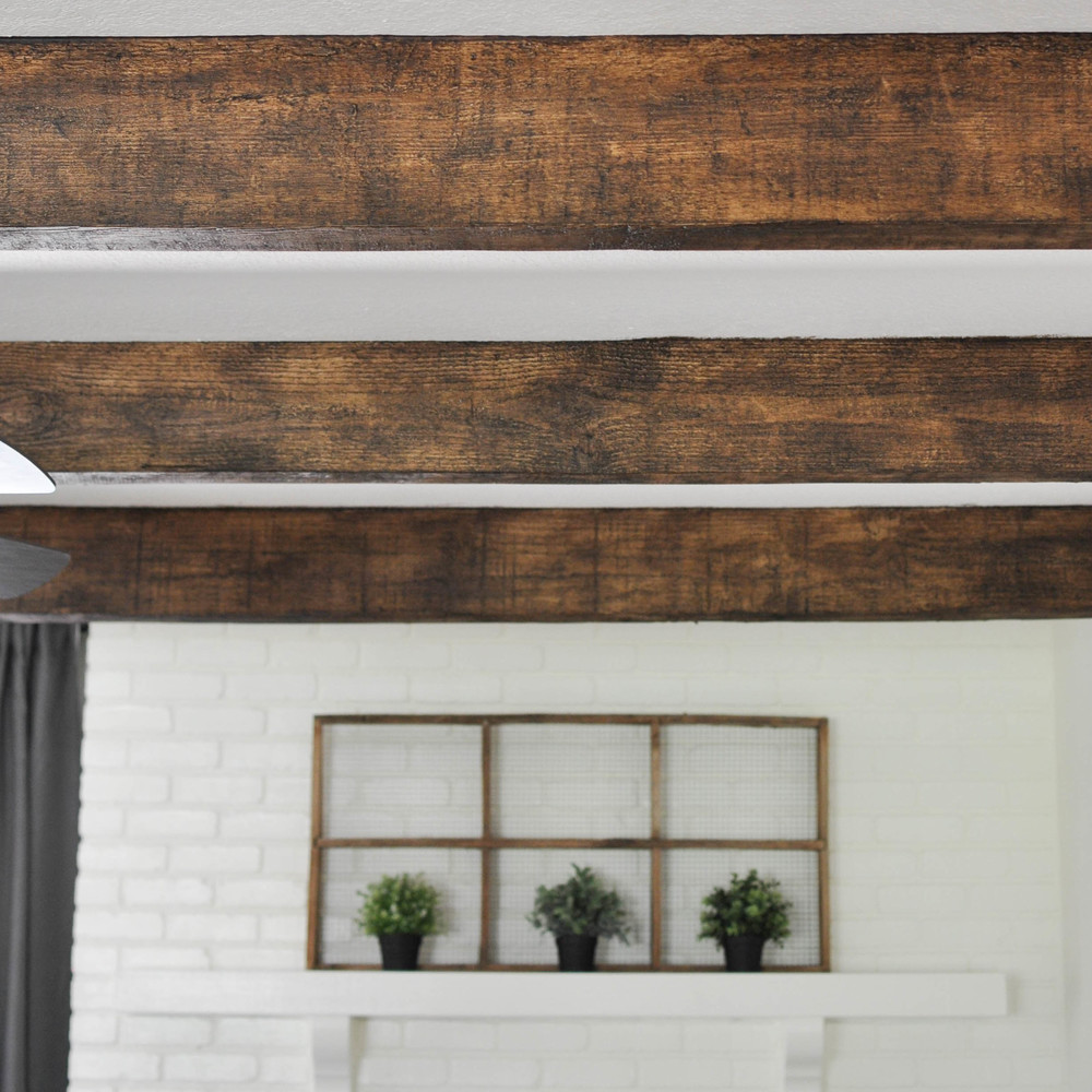 farmhouse ceiling beams