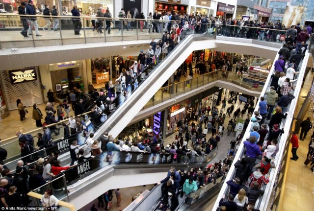 Is the mall your worst nightmare?