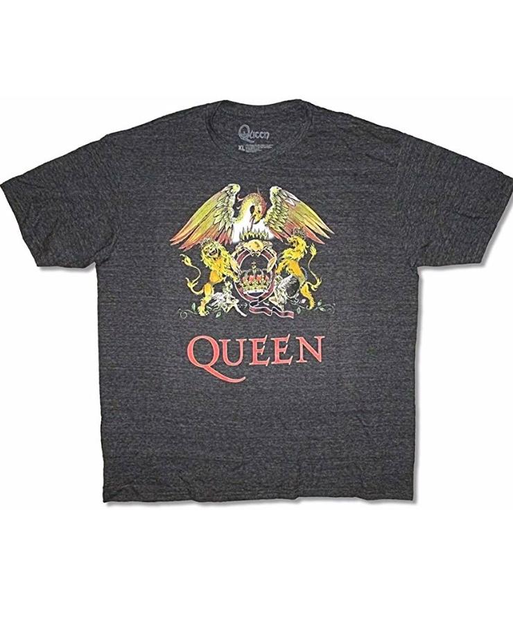 Queen Classic T-Shirt - Amazon.com