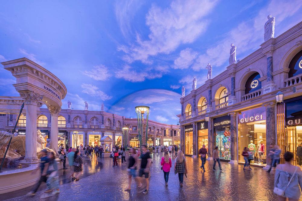 Forum Shops at Caesar's