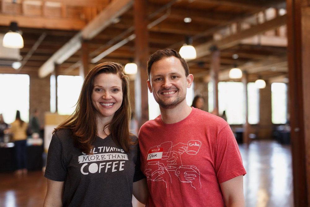 We're looking forward to creating more partnerships with businesses like Tinker Coffee through MassChallenge. Funds raised by Tinker keeps the doors open at our school in La Aurora.