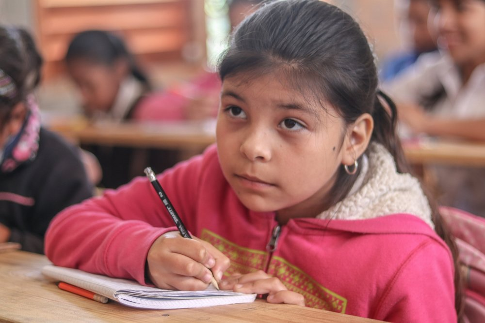 Students and teachers continue to attend school despite the challenging circumstances. All other photos from this blog post were taken by Project Alianza staff since April 18.