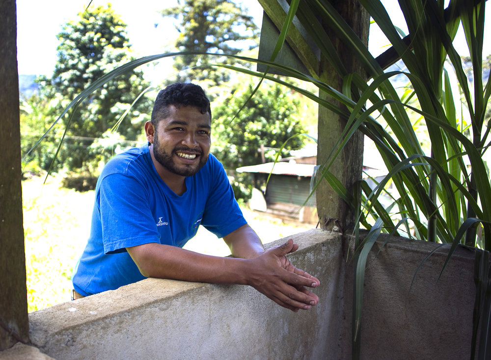 When Jairo inherited his farm, he transformed and and altered their practices to adapt to the changing climate.