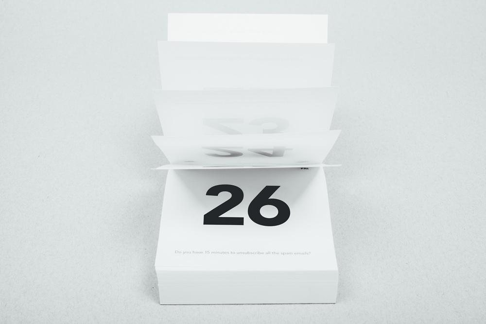 Minus Calendar