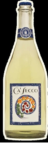 Ca'Secco brings some of the fun of Italian Prosecco to Napa Valley.