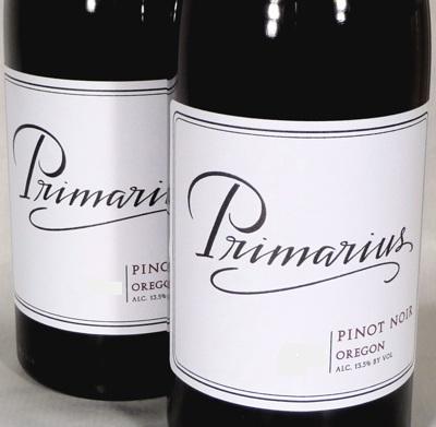 Primarius_Pinot_Noir_Oregon_2007