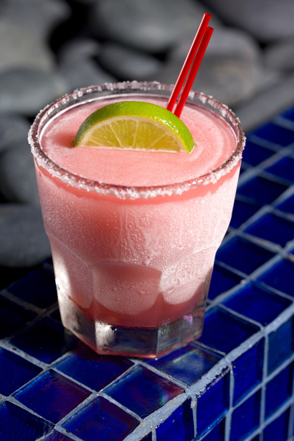 Pomegranate Margarita, Photo courtesy Rosa Mexicano
