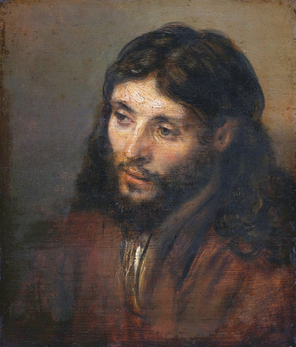 Rembrandt's  Head of Christ  (1648)