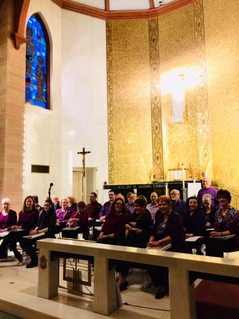 The St. Ann Choir of Milford, CT