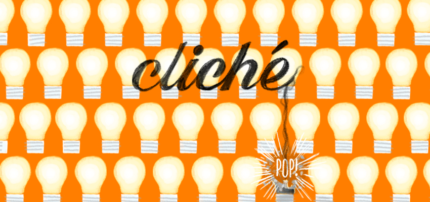 Light bulb cliche - illustration by Cognitive Media