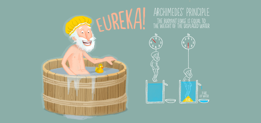 Eureka moment - illustration by Cognitive Media