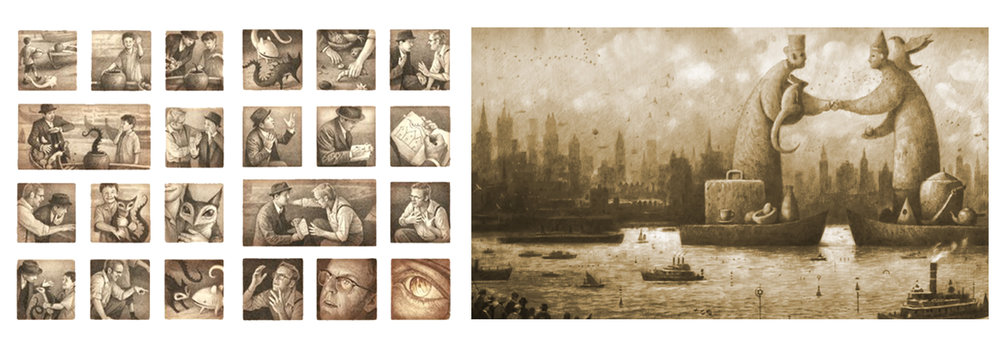Published by Hodder & Stoughton Children's Books 2006 © Shaun Tan