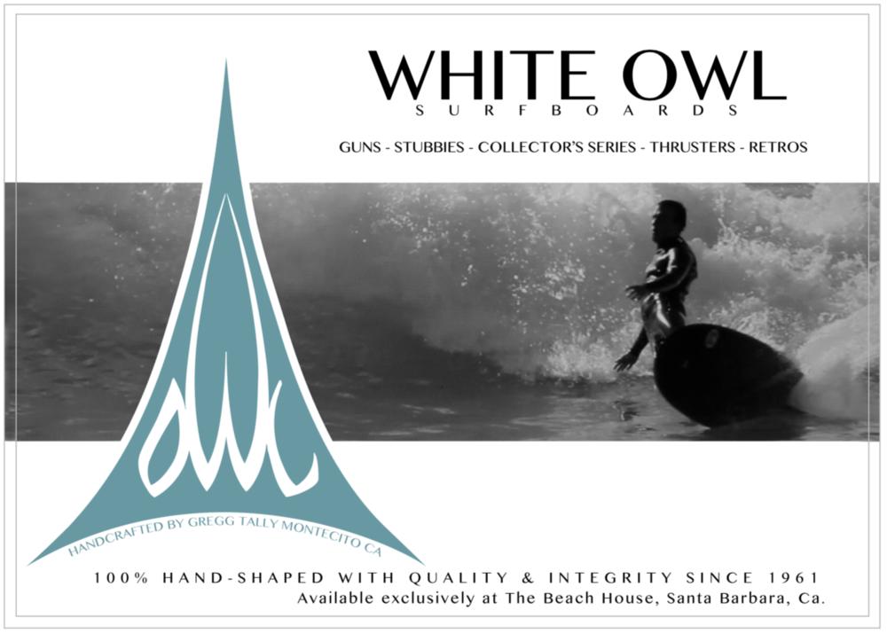 Slidemagazine advertisement featuring Travers Adler.
