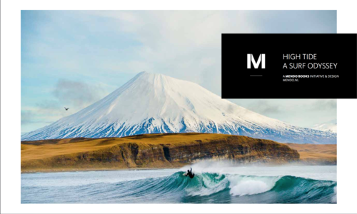 3eea5a3c4a94 It was my pleasure to be the editor of Chris Burkard s new project for  Mendo Books.