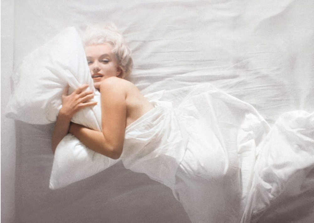 Monroe, 1961. Photo: Douglas Kirkland