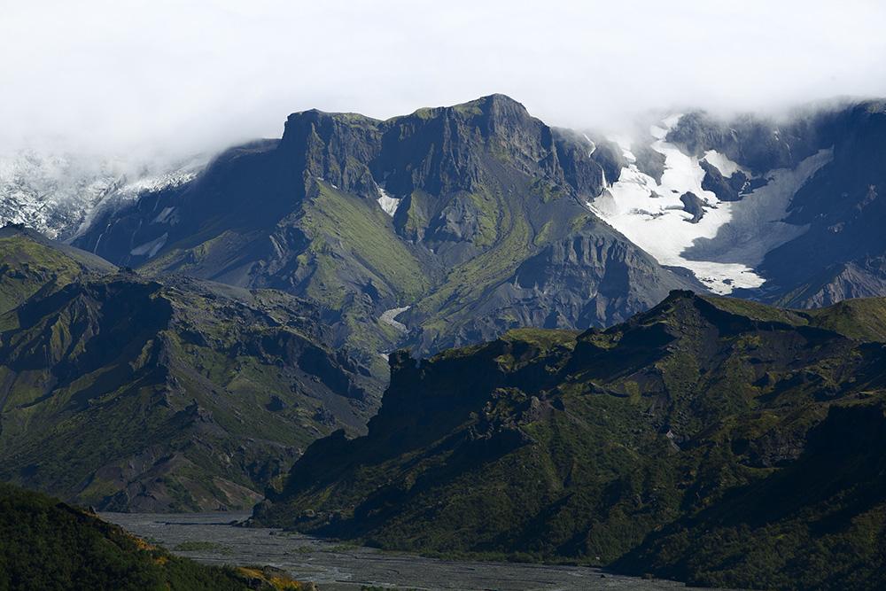 Thorsmork Nature Reserve - August 2014