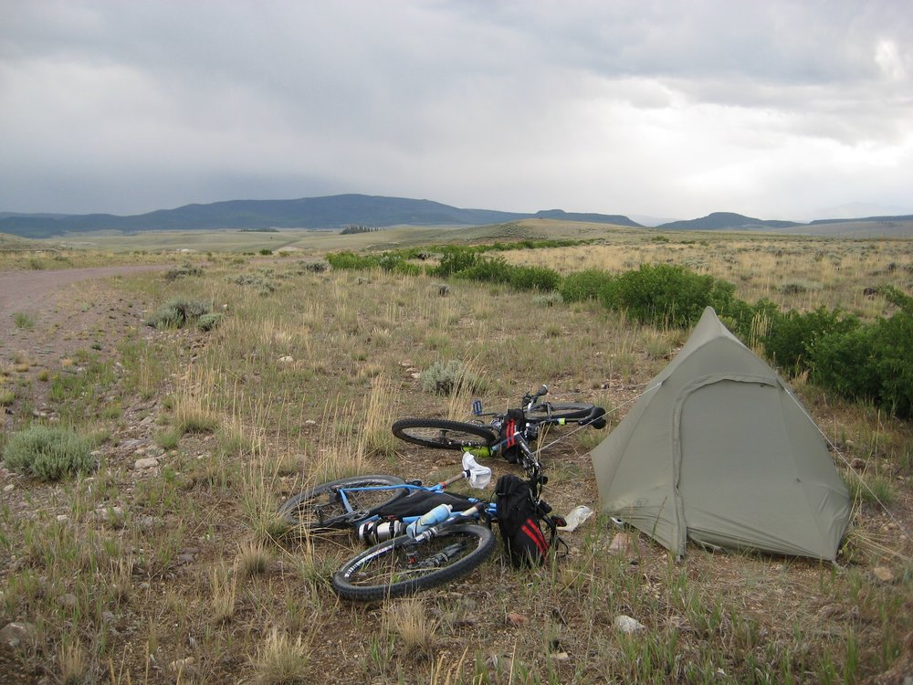 Bikepacking Colorado