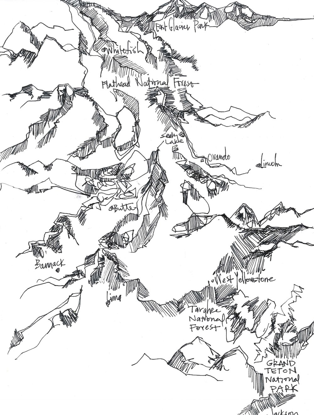 Great Divide Montana