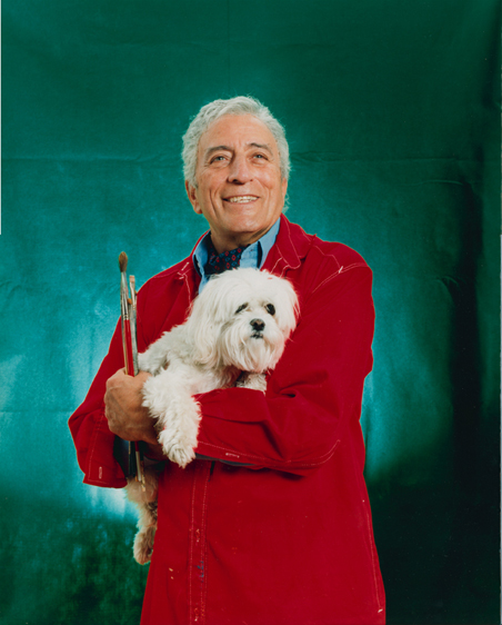 Tony Bennett with dog.jpg