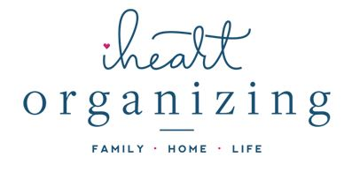 I Heart Organizing - October 2017