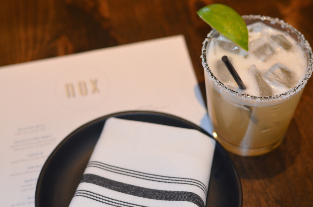 Mexican Fire Drill Cocktail, Nox Tucson
