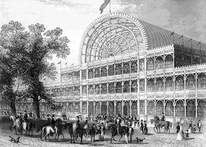 The original Crystal Palace