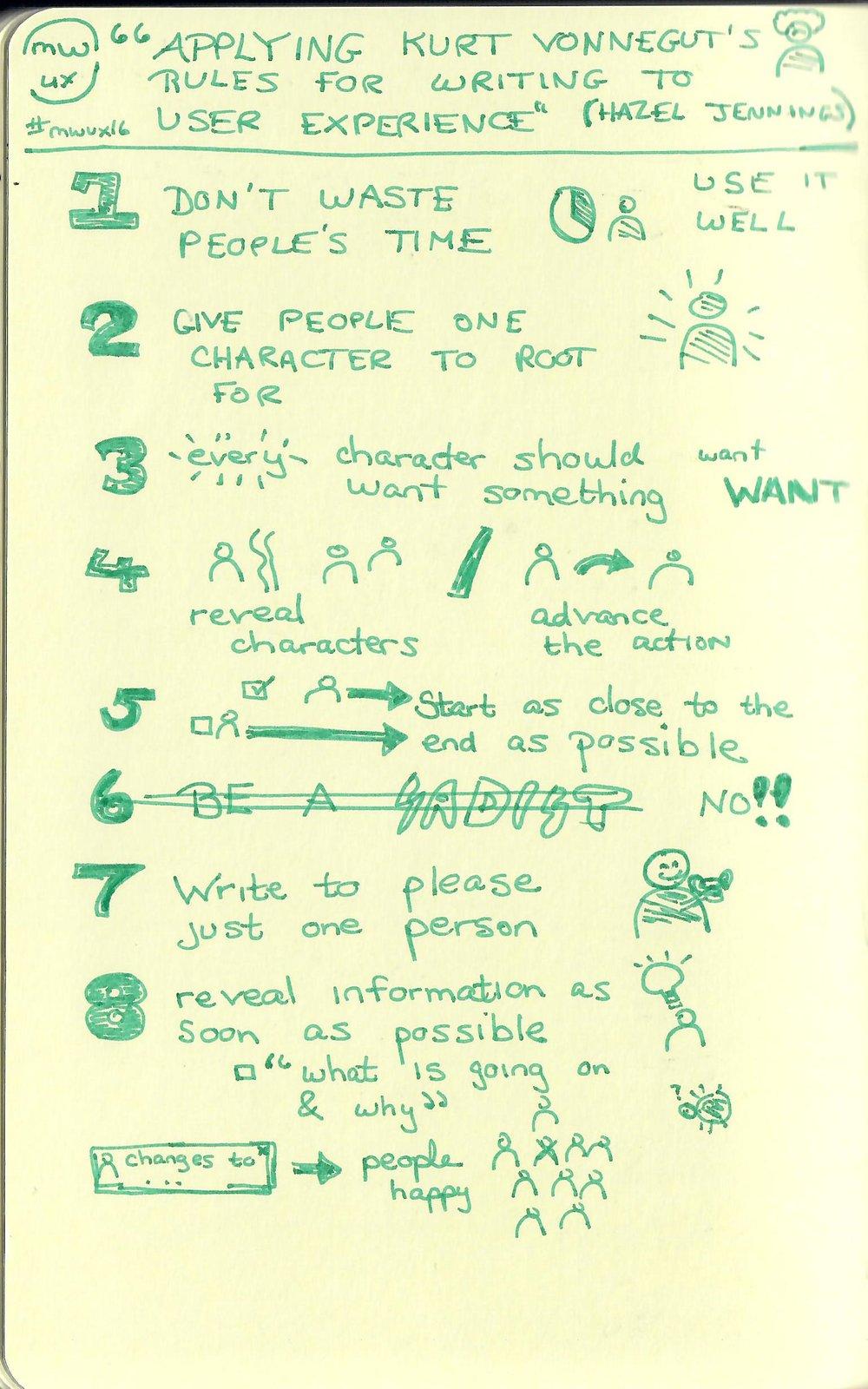 Kurt Vonneguts Rules for Writing (Hazel Jenning).jpg