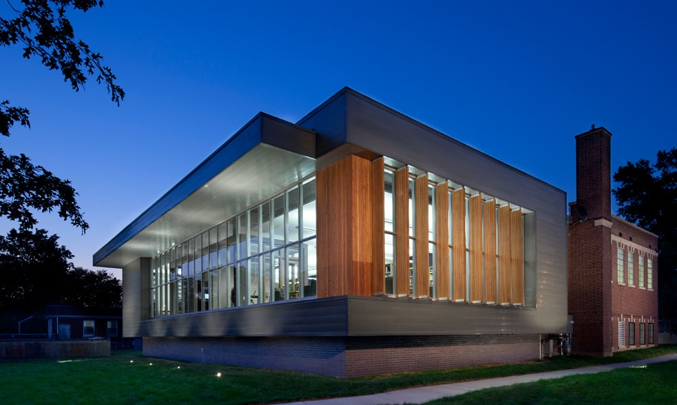 In 2012 MSR and Luckett & Farley, the two architectural firms responsible for the design of Shawnee's expansion, received an Honor Award for Excellence in Architectural Design by the Kentucky Society of Architects.