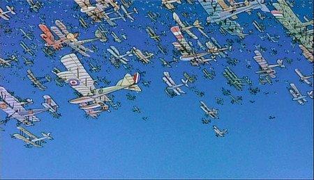 The Wind Rises, 2013, Hayao Miyazaki