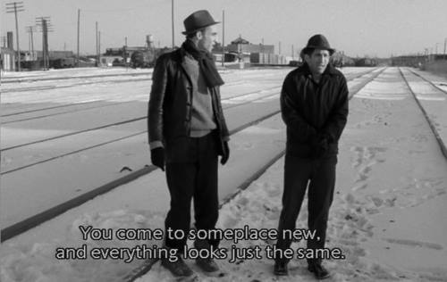 Stranger Than Paradise, 1984, Jim Warmisch