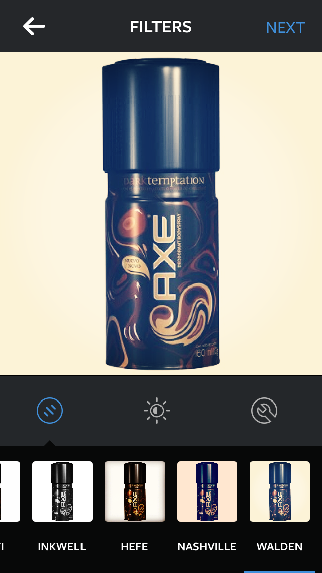 AXE BODY SPRAY