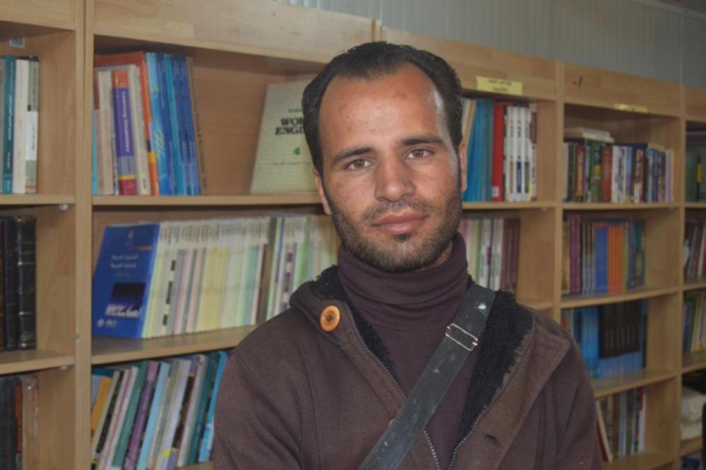 Iyad Sabagh - Deraa, Syria