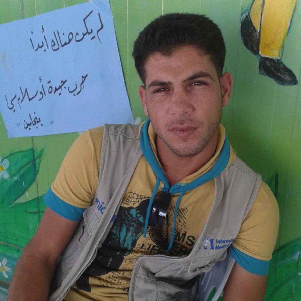 Ahmad Othman - Deraa, Syria