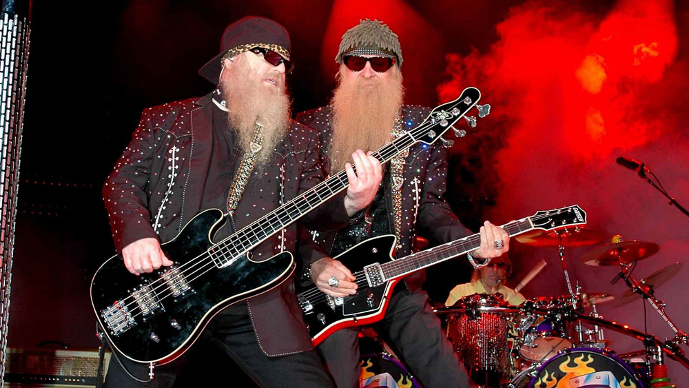 zz top bad to the bone