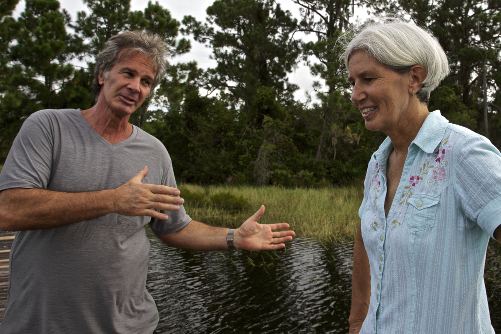 Out on the Everglades with Nicholas and Guardian Hilary Swain, Ph.D, Scientist, Rancher
