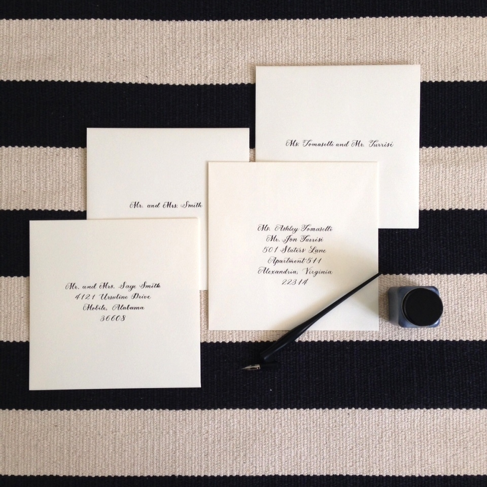 Drennon Preview | Natalie Grace Calligraphy Co.